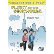 Flight Of The Conchords The Complete Seasons 1 And 2 DVD