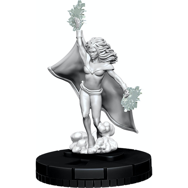 Marvel HeroClix Deep Cuts Unpainted Miniatures Storm