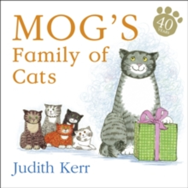 Mog's Family of Cats board book by Judith Kerr (Board book, 2010)