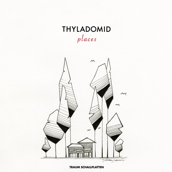 Thyladomid - Places (Coloured) Vinyl