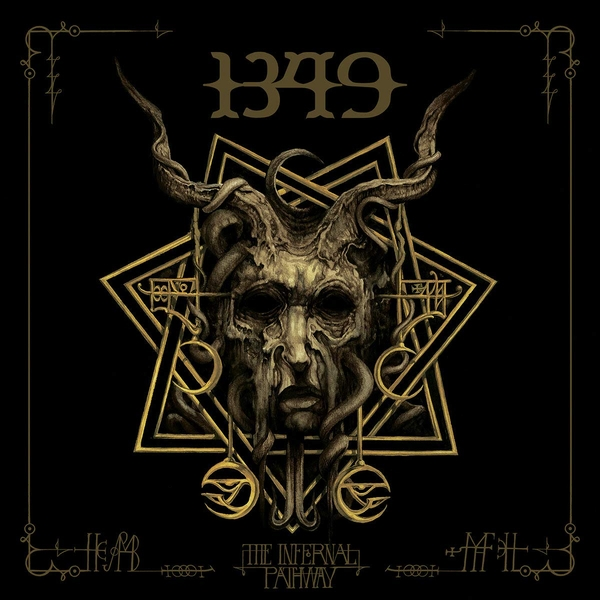 1349 - The Infernal Pathway Limited Edition Sun Yellow Vinyl