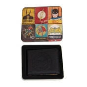 DC Comics Vintage Wallet In Tin