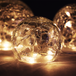 Fairy Light Crackle Glass Orbs - Set of 3 | M&W - Image 5