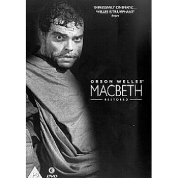 Orson Welles' Macbeth DVD