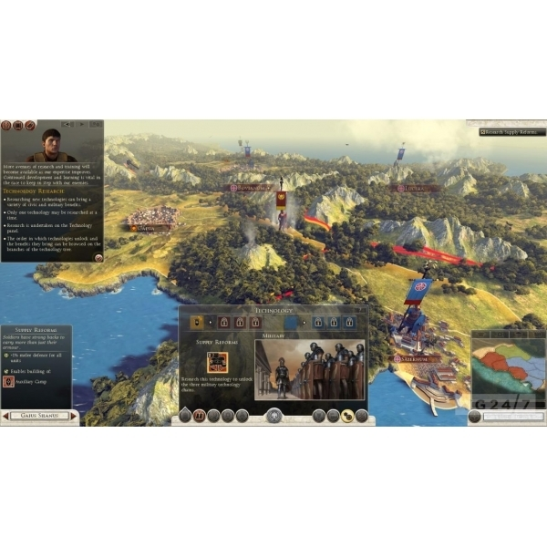 Total War Rome 2 Emperor Edition PC Game (Boxed and Digital Code) - Image 6