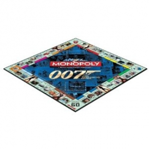 James Bond Monopoly 50th Anniversary - Image 2