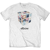 Elbow - Best of Men's X-Large T-Shirt - White