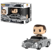 Aston Martin & Sean Connery (James Bond) Funko Pop! Vinyl Figure