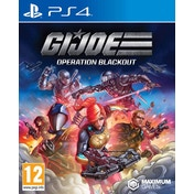 GI Joe Operation Blackout PS4 Game