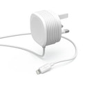 Hama 230V UK Charger for Apple iPod/iPhone/iPad, MFI