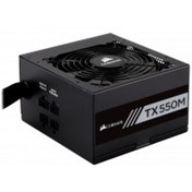 Corsair TX550M 550W 80 Plus Gold 550W ATX Black UK Plug