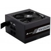 Corsair TX550M 550W 80 Plus Gold 550W ATX Black