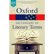 The Oxford Dictionary of Literary Terms by Chris Baldick (Paperback, 2015)