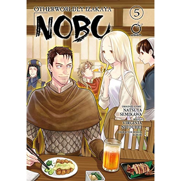 Otherworldly Izakaya Nobu Volume 5