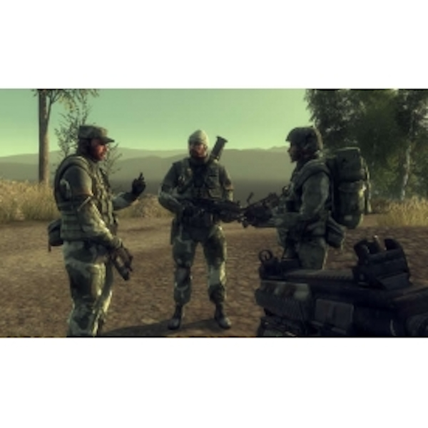 Battlefield Bad Company Game (Platinum) PS3 - Image 4