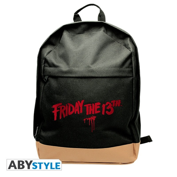 "Friday The 13th  - Backpack - ""Logo"""