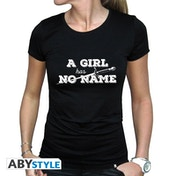 Game Of Thrones - A Girl Has No Name Women's T-Shirt - Black