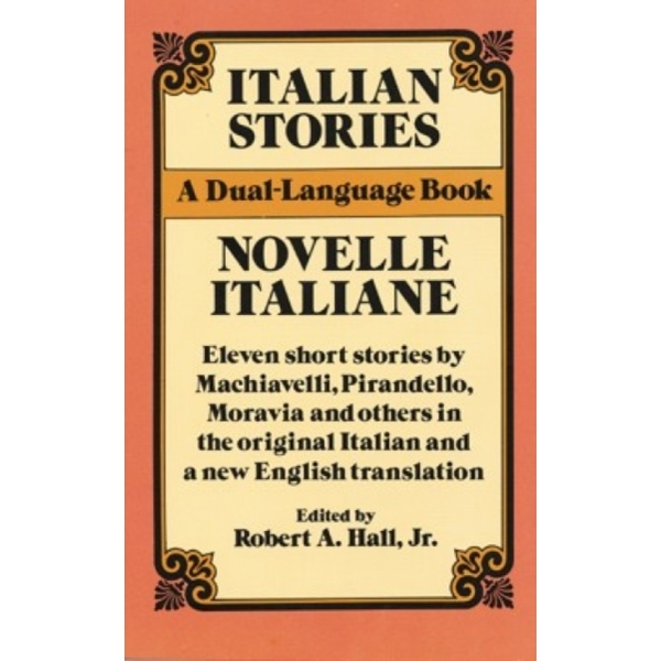 Italian Stories/Novelle Italiane: A Dual-Language Book