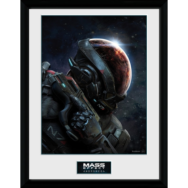Mass Effect Andromeda Collector Print