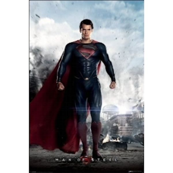 Man Of Steel - Hope Maxi Poster
