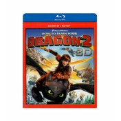 How to Train Your Dragon 2 Blu-ray 3D + Blu-ray