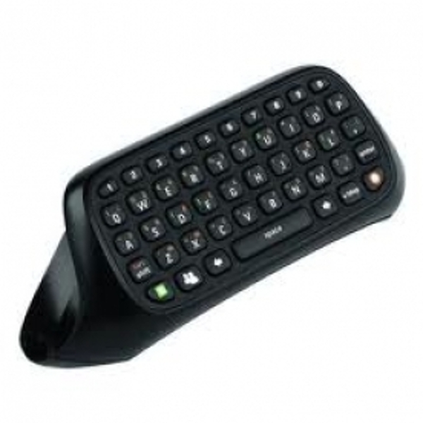 Ex-Display Elite Official Messenger Kit Includes Chatpad Keyboard + Headset BLACK Xbox 360 Used - Like New - Image 2
