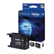 Brother LC-1280XLBK Ink cartridge black, 2.4K pages