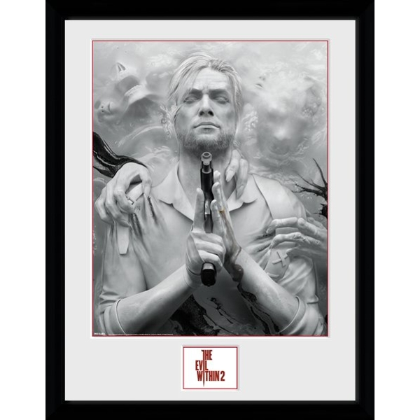 The Evil Within 2 Collector Print