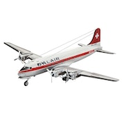DC-4 Balair / Iceland Airways Revell Model Kit