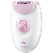 Braun Silk Epil 3 Leg and Body Epilator and Shaver