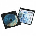 Protective Sleeves for CD/DVD (50 Black)