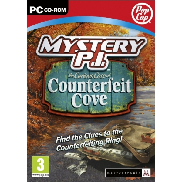 Mystery PI The Curious Case of Counterfeit Cove Game PC