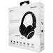Groov-e Ultra Wireless Bluetooth Stereo Headphones with Powerful Sound Black - Image 2
