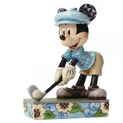 Hole in One Mickey Golf Disney Traditions Figurine
