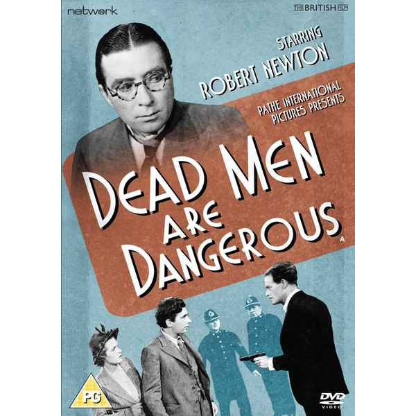 Dead Men Are Dangerous DVD