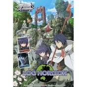 Weiss Schwarz TCG Log Horizon Extra Booster Packs (6 Packs)