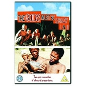 The Gods Must Be Crazy  Gods Must Be Crazy 2 DVD