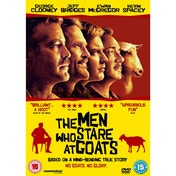 The Men Who Stare At Goats DVD