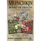 Ex-Display Munchkin Board of Health Expansion Used - Like New