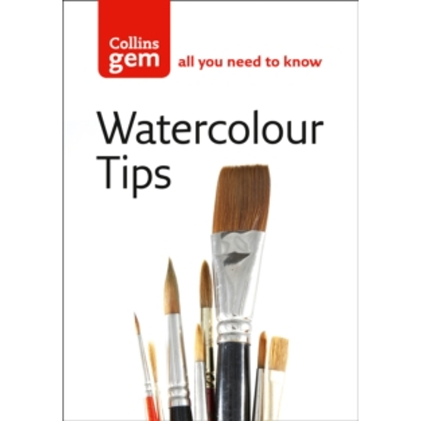 Watercolour Tips (Collins Gem) by Ian King (Paperback, 2004)