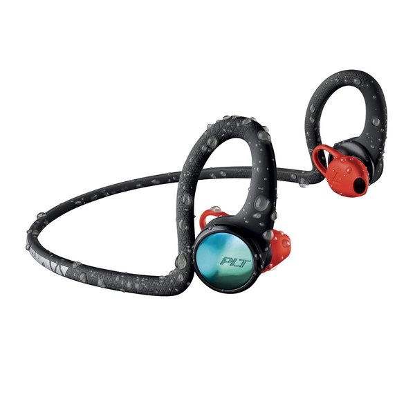 Plantronics - BackBeat FIT 2100 Wireless Earbud Headphones - Black