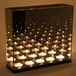 Tealight Infinity Candle Mirror Box | M&W - Image 11