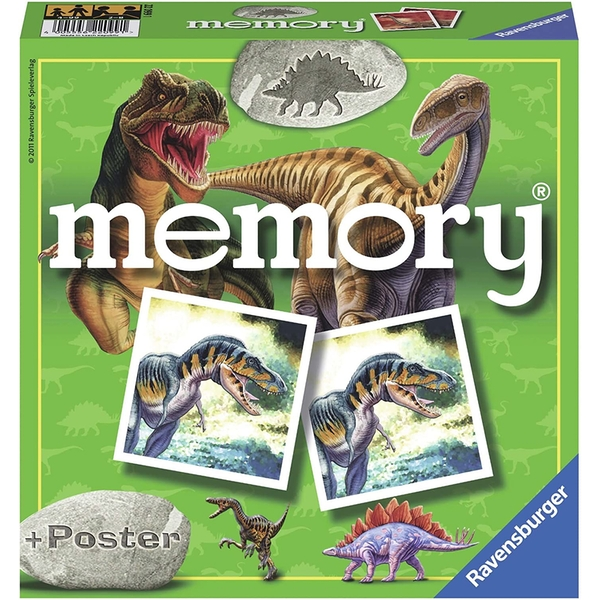 Dinosaurs Memory Card Game