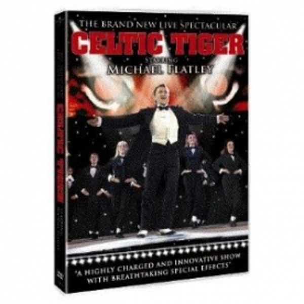 Michael Flatley Celtic Tiger DVD