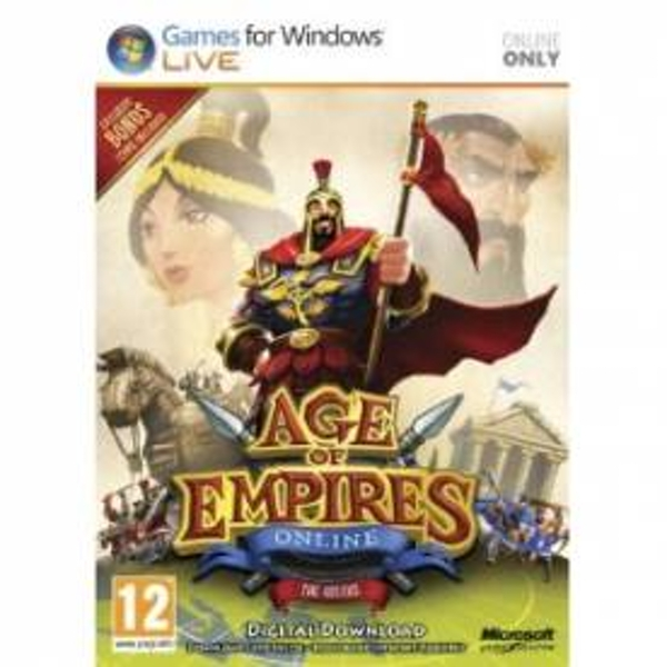 Age of Empires Online Game PC
