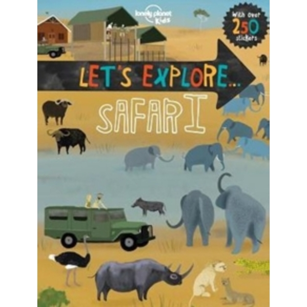 Let's Explore... Safari by Lonely Planet Kids, Pippa Curnick, Christina Webb (Paperback, 2016)