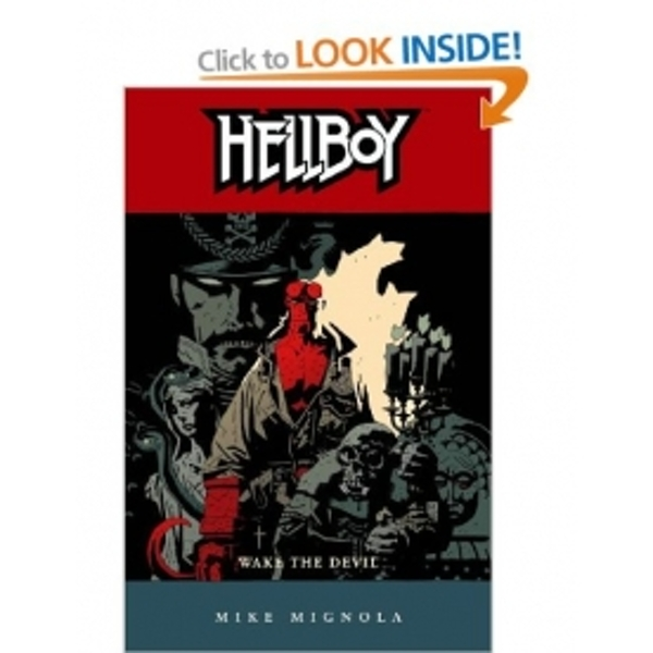Hellboy Volume 2: Wake the Devil - NEW EDITION!