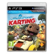 Little Big Planet Karting Game PS3