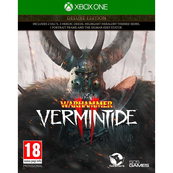 Warhammer Vermintide 2 Deluxe Edition Xbox One Game