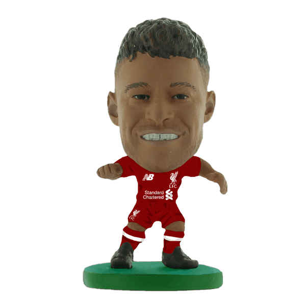 Soccerstarz Alex Oxlade-Chamberlain Liverpool Home Kit 2020 Figure